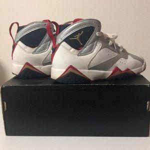 Air Jordan 7 Retro - Olympics